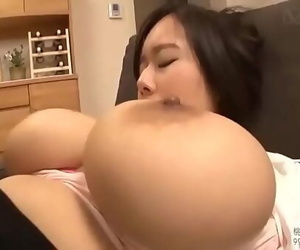 Big Tits Chick Fucked While..