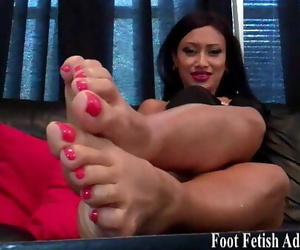Blow on my sweet size 5 soles