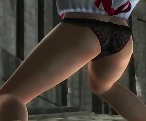 Dead or alive 5 Kasumi in..