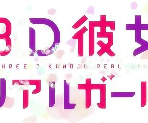 3D Kanojo Real Lady Opening OP