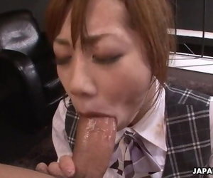 Slutty Japanese Secretary..