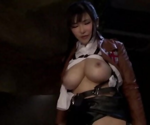 Anri Okita Colossal Hooters