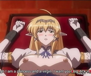 Hentai - Princess Locked in..