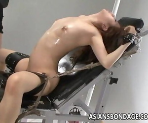 Nasty Asian whore in..