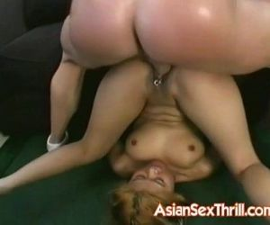 Asian wide to take a big..