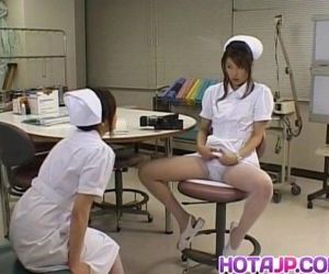Emiri Aoi nurse enjoys using..
