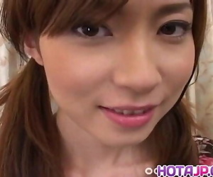Chinatsu Izawa Hot Asian Hoe
